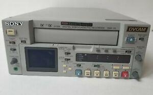 SONY DSR-25 MINI DV DVCAM VIDEO PLAYER RECORDER NTSC PAL SYSTEM 110-220VOLTS