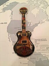 ON LINE - METAL MAGNET - HRC - Hard Rock GUITAR COMPANY - NO LOCATION - HR GtrCo