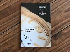 Folleto PATEK PHILIPPE Booklet CALATRAVA - Multi language - Watches Relojes