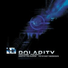 HAUJOBB Polarity CD 2001