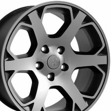 "20"" Wheels For Dodge Ram 1500 Dakota Durango Laramie Sport 20x9 Inch Rims Set"