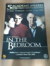 Nella camera da letto (Tom Wilkinson, Sissy Spacek, Nick Stahl) 2001 A2 MOVIE POSTER