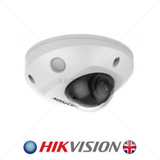 Hikvision DS-2CD2545FWD-IWS 2.8mm 4MP WiFi IR Network Security Camera
