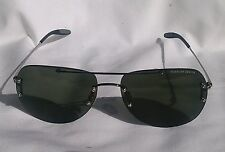 Porsche Design Sunglasses P1008C .NEW w/ Hard Case Gift Set Cloth aviator sport