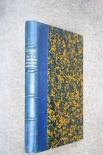 LA VIE AMOUREUSE D'ADRIENNE LECOUVREUR par CECILE SOREL éd. FLAMMARION 1925