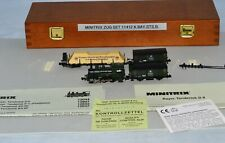 N Scale Minitrix 11412 Bavarian K.Bay.Sts.B. Zug 4-Piece Set LNIB
