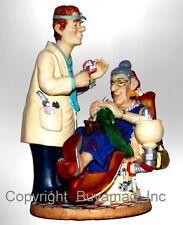 "DENTAL GIFT ART OFFICE DECORATION  STATUE FIGURINE  PRESENT  9 x 7""  15 AVAIL"