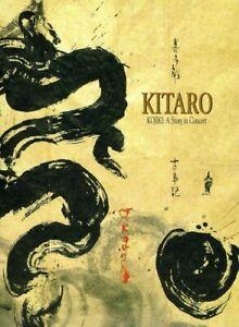 Kitaro - Kojiki: A Story in Concert [New DVD]