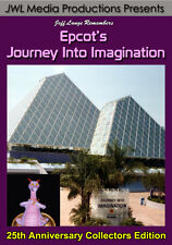 Walt Disney World Epcot Journey Into Imaginatin 2 DVD Set, All Versions Figment