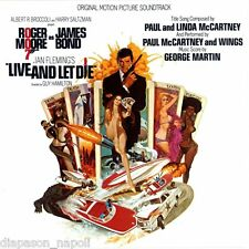 Live And Let Die di Paul McCartney Colonna sonora / O.s.t. - CD