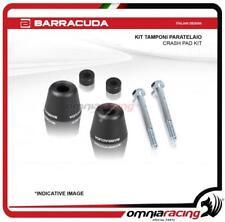 Barracuda coppia kit tamponi paratelaio per Kawasaki Z650 2017>