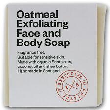 Executive Shaving Oatmeal Exfoliating Face and Body Soap (299954)