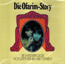 CD NEU/OVP - Die Ofarim-Story - 18 Welterfolge von Esther & Abi Ofarim