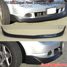 Mu-gen Style Front Bumper Lip (Urethane) Fits 02-04 Acura RSX 2dr