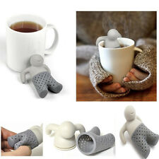 Mr Tea Infuser Loose Leaf Strainer Tea Bag Mug Filter As Seen On TV