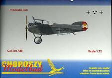 Choroszy Models 1/72 PHONIX D-III Austrian WWI Fighter