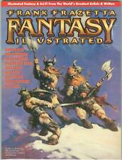 Frank Frazetta Fantasy Illustrated 5 Magazine Art VF