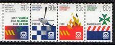 Australie 2010 Emergency Services BANDE 4 un.excellent état