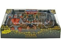 "Vykron ""Tank Top"" MILITARY WARRIOR Masters of the Universe® Classics MISB NEU"
