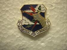 AIR FORCE HAT PIN STRATEGIC AIR COMMAND