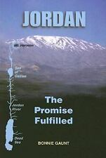 New, Jordan: The Promise Fulfilled, Bonnie Gaunt, Book