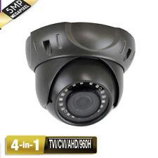 5.1Mp Hdtvi Ahd Cvi/ 960H All 4-in-1 2.8-12mm Lens Security Camera 24Ir Gf18p*