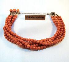 Schönes altes Korallenarmband Koralle Armband old coral bracelet / AZ 838