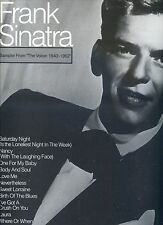 FRANK SINATRA sampler from the voice 1943 1952 EX+ LP  HOLLAND 1986