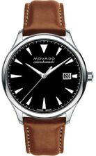 Movado Heritage Calendomatic Men's Swiss Made Automatic Slim Dress Watch NEW