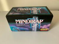 Vintage 1993 Mindtrap Puzzle Board Game Complete - challenge the way you think!