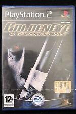 PS2 : GOLDENEYE : AL SERVIZIO DEL MALE - Nuovo, sigillato, ITA ! Ritorna 007 !
