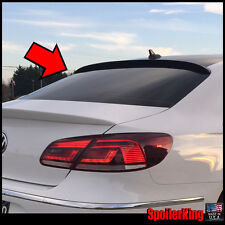 Rear Roof Spoiler Window Wing (Fits: VW Passat CC 2008-2017) 284R SpoilerKing