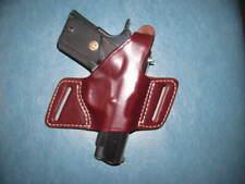 """Triple K Holster Colt 1911 Kimber Springfield 3-5"""" GC 033020"""