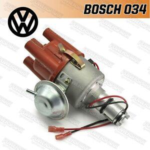 Powerspark Electronic Distributor 034 SVDA VW Split and Bay Bus Camper 050