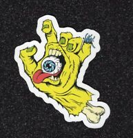 Screaming Hand with Eye, like Santa Cruz, Vinyl Sticker