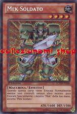 LCYW-IT168 MEK SOLDATO - RARA SEGRETA - ITALIANO - COLLEZIONAMI SHOP