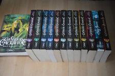lot 11 livres LES CHEVALIERS d'EMERAUDE + 2 HS - Anne Robillard