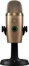 Blue Microphones - Yeti Nano Multi-Pattern Condenser USB Microphone