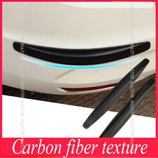 Auto Car Accessories Bumper Corner Guard Cover Anti Scratch Protector Sticker 2P