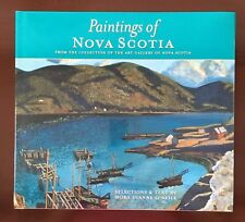 Paintings of Nova Scotia NEW HC; Art Gallery of NS; Alex Colville, Maud Lewis +