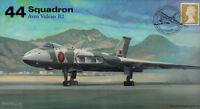 AV600 Avro Vulcan 44 Sqn RAF cover 25th Anniversary of Operation Black Buck 2007