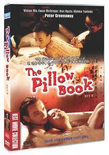 The Pillow Book (1996) / Peter Greenaway / DVD, NEW