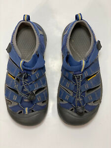Keen Newport Blue Waterproof Sandals Shoes Girls Boys Size US 2