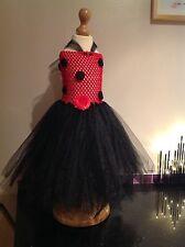 Ladybird fairy tutu dress age 2-3