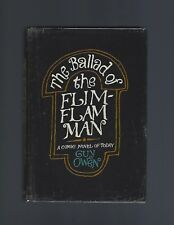 The Ballad of the Flim-Flam Man Guy Owen SIGNED First Edition Book into Film