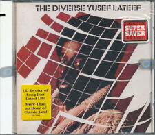 Yusef Lateef - Diverse + Suite 16 (CUTOUT) CD **BRAND NEW/STILL SEALED**