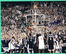Jeff Adrien Basketball UConn Hand Signed Autograph 8x10 Photo PSA/DNA COA
