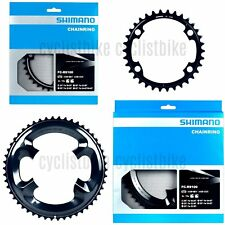 Shimano DURA ACE FC-R9100 50T & 34T-MS Outer/Inner Chainrings for Road Bike NIB