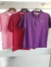 Slazenger Poloshirts Bundle Size Medium***