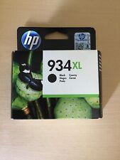 Genuine HP 934XL Black Printer Ink (Free P&P)